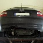 Audi A3 8L 1.8 Turbo – Baq Exhaust