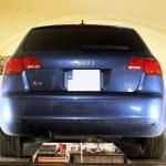 Audi A3 8P Sportback R32 Turbo – Downpipe