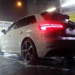 Audi RS 3 Sportback 8V fl – Baq Exhaust
