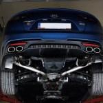 Kia Stinger GT 3.3 T-GDI V6 – Baq Exhaust