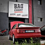 Audi 80 B3 Coupe – Baq Exhaust + Manifold + FMIC + …
