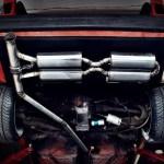 Audi Coupé B2 – Baq Exhaust
