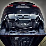 Ford Mondeo 2.5 T – Baq Exhaust