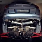 Opel Signum 2.0T – Baq Exhaust