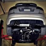 Audi A3 8P 2.0 TFSI quattro – Baq Exhaust