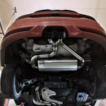 Ford Focus ST mk3 2.0 EcoBoost – Baq Exhaust