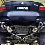 BMW M5 E60 – Baq Exhaust