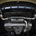 BMW F31 316d – Baq Exhaust – modyfikacja końcowej sekcji układu wydechowego