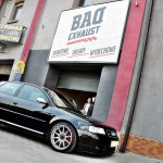 Audi S3 8L 1.8T quattro | Baq Exhaust
