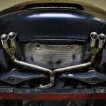 Volkswagen Eos 2.0 FSI | Baq Exhaust