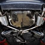 Audi A4 B7 1.8T FWD   Baq Exhaust