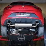 Seat Leon Cupra 2.0 TSI   Baq Exhaust