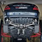Mercedes E320 CDI W211 | Baq Exhaust