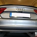 Audi A7 3.0 TDI   Baq Exhaust