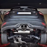 Ford Focus ST mk3   Baq Exhaust