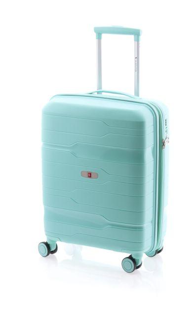 maleta de viaje cabina boxing verde menta