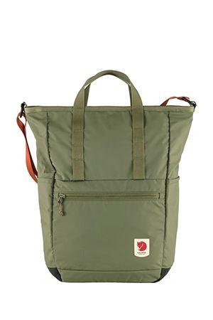 comparar mochila fjallraven high coast totepack verde