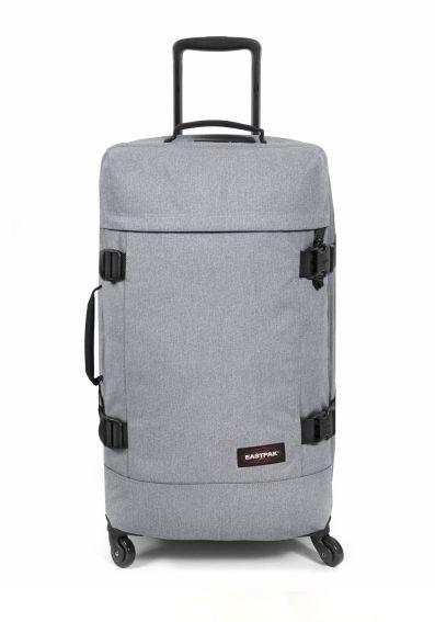 EK81L363 comprar maleta de viaje eastpak tranverz GRIS CLARO