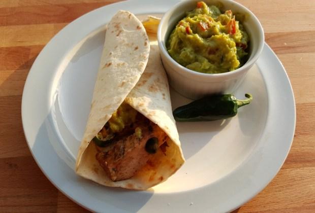 Mexican Style Chicken Tortilla-Wrap