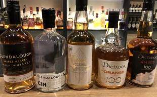 【新規入荷】アイリッシュウイスキー&ジンとコロンビア産のラム2種