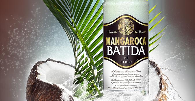 בטידה דה קוקו - Batide de Coco