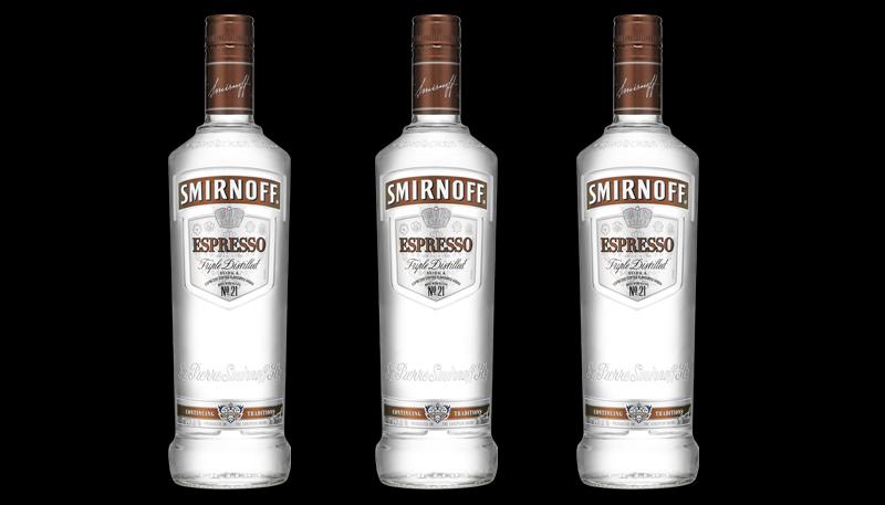 סמירנוף אספרסו - Smirnoff Espresso Vodka