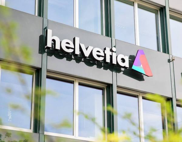 Gold insurance by Helvetia