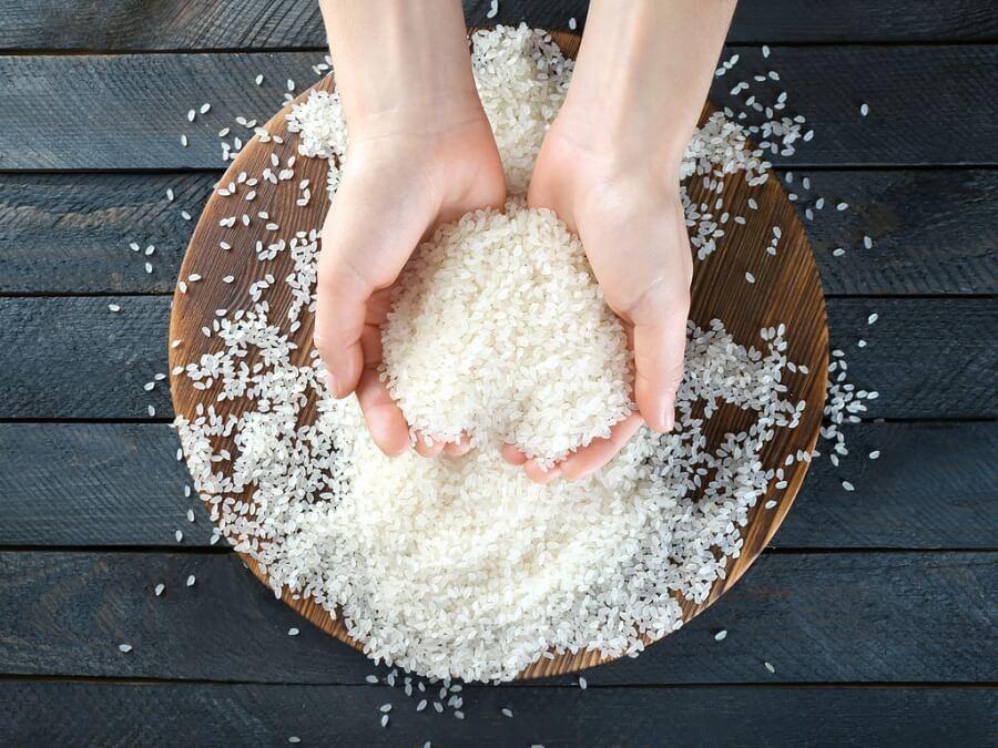 خذ الأرز وأضف مضادات الأكسدة