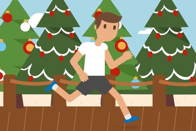 10 حيل لعدم البدانة في عيد الميلاد