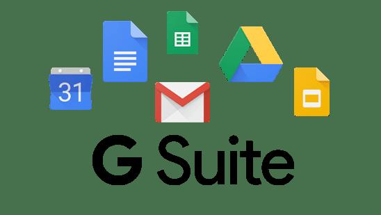G Suite Portfolio Final 1