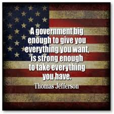 Big Government Is Our Enemy