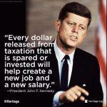 Have Democrats Forgotten JFK?