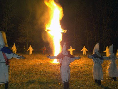 KKK In Action