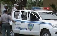 Patrulla mata a tiros alegado delincuente
