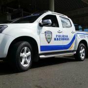 Arrecian búsqueda hirieron dos policías a tiros