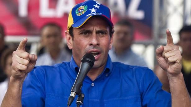 Inhabilitan de política opositor venezolano Capriles
