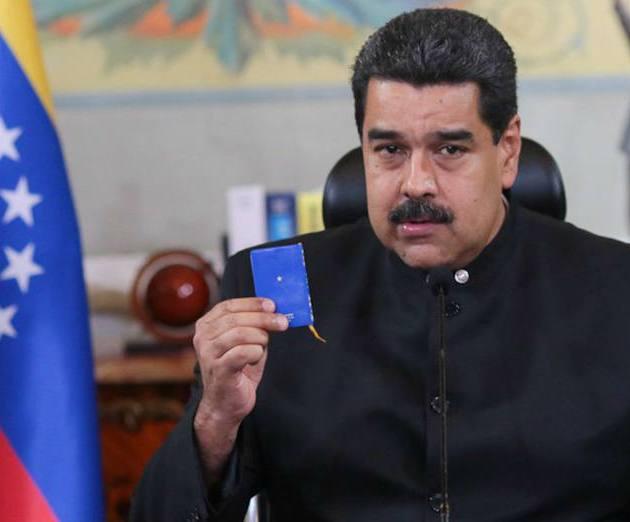 Deciden antejuicio de mérito contra Maduro