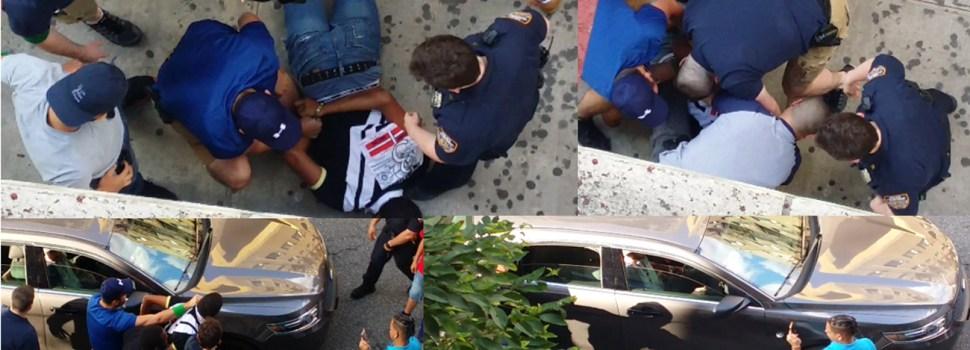 Acusan policías brutalidad contra dominicano