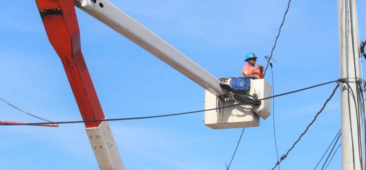Suspensiones eléctricas SFM por mantenimiento