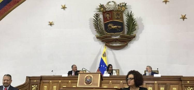 Aprueban decreto contra bloqueo Venezuela