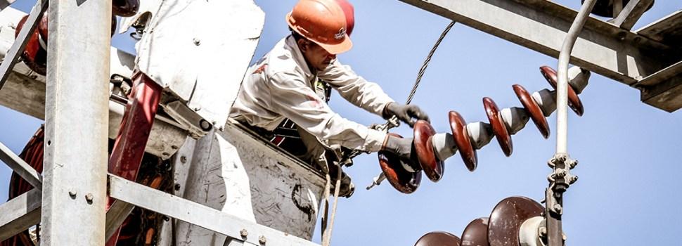 Sectores sin electricidad por mantenimiento circuito