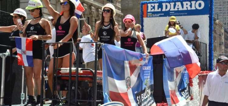 Todo listo para desfile dominicano el domingo