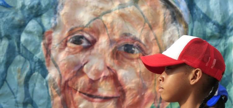 Papa Francisco de visita en Colombia