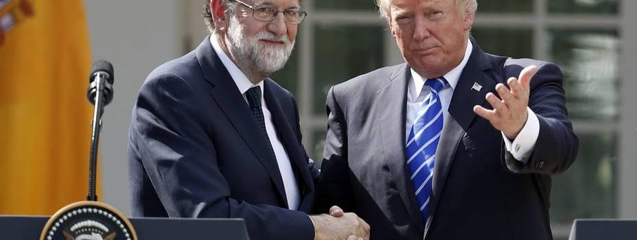 Trump pide a UE sanciones para Venezuela