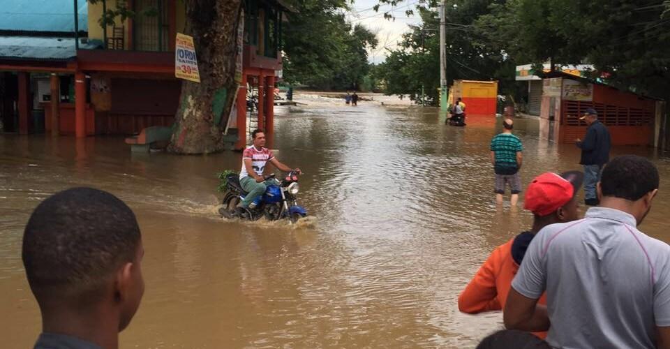 Inician recuperación zonas afectó huracán