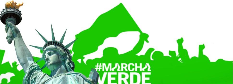 Marcha Verde invita formar entidad