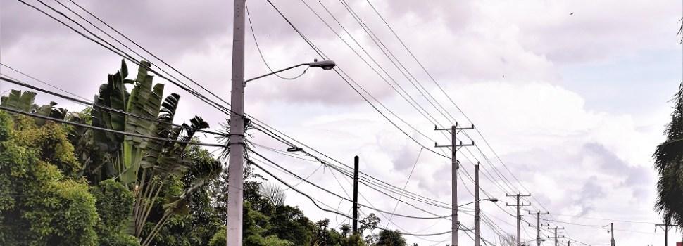 Edenorte instala 24 horas comunidades Santiago