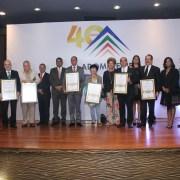 Adompretur reconoce fundadores en aniversario