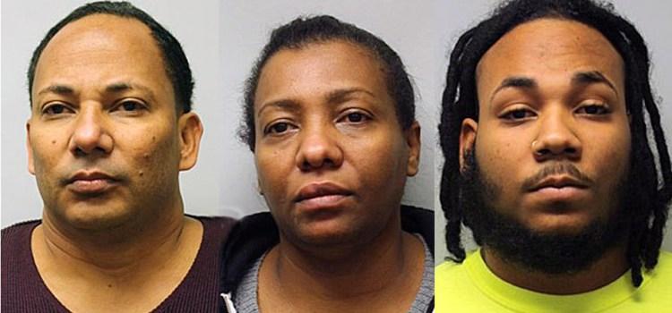 Dominicanos presos por poseer drogas