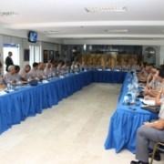 Reunión incumbentes Policía Nacional